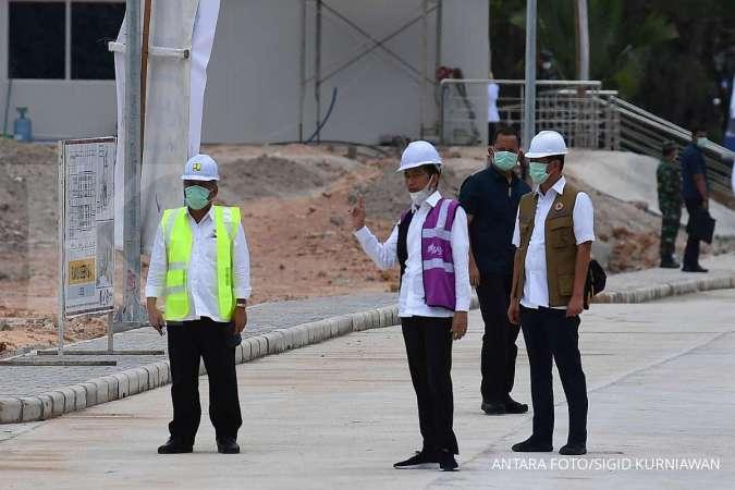 Indonesia set to open emergency coronavirus hospital on uninhabited island
