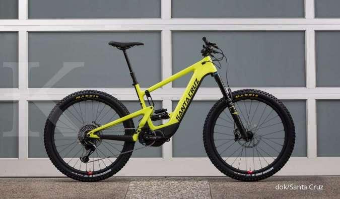Sepeda Santa Cruz tidak mahalmahal amat, cek harga sepeda