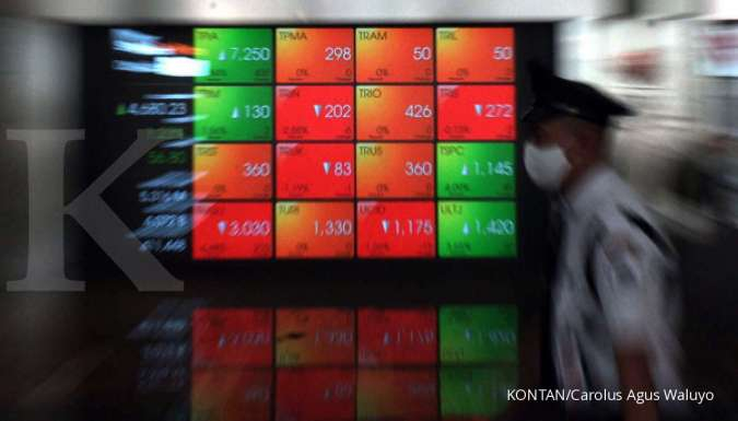 IHSG BBRI Dipimpin BBRI, ini saham-saham yang banyak dilepas asing ketika IHSG naik