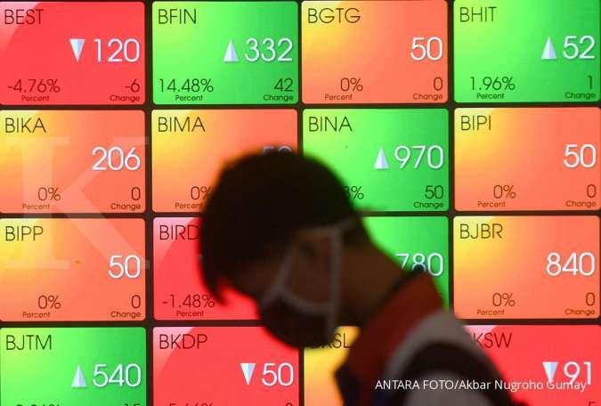 ANTM IHSG Terpopuler: Saat beralih ke saham pemberi dividen, China siapkan skenario buruk