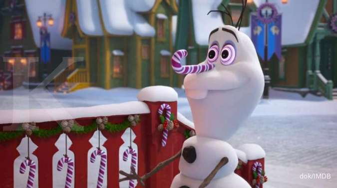 Disney Animation segera rilis web series terbaru, At Home With Olaf