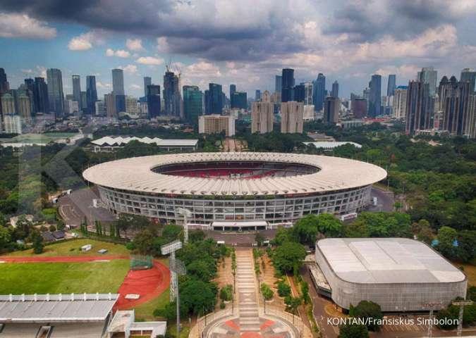 Cuaca besok di Jabodetabek berawan, sebagian Jakarta dan Bekasi hujan ringan