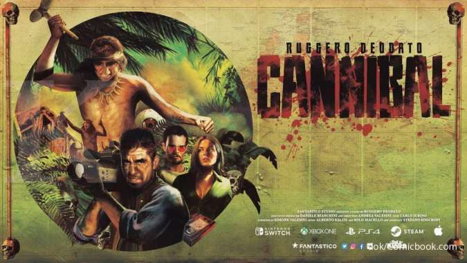 Horor! Fantastico Studio segera rilis gim Cannibal Holocaust