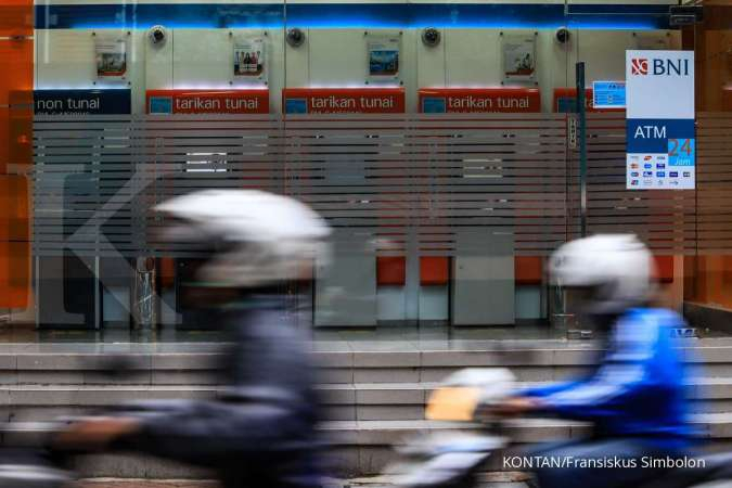 Restrukturisasi pinjaman Bank Negara Indonesia (BBNI) naik, analis sarankan hold