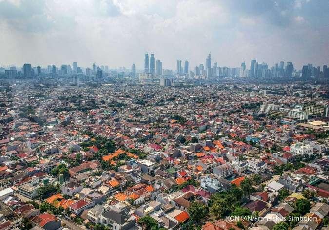 Cuaca hari ini di Jabodetabek berawan, hujan ringan di sebagian Jakarta dan Bekasi