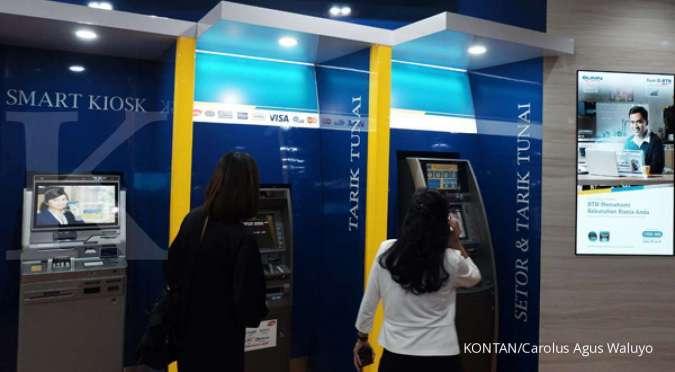 Bank BTN (BBTN) sudah realisasikan buyback saham senilai Rp 50 miliar
