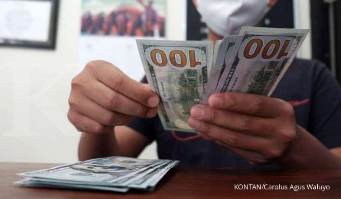 Kurs dollar-rupiah di BCA hari ini, Rabu 21 Oktober 2020