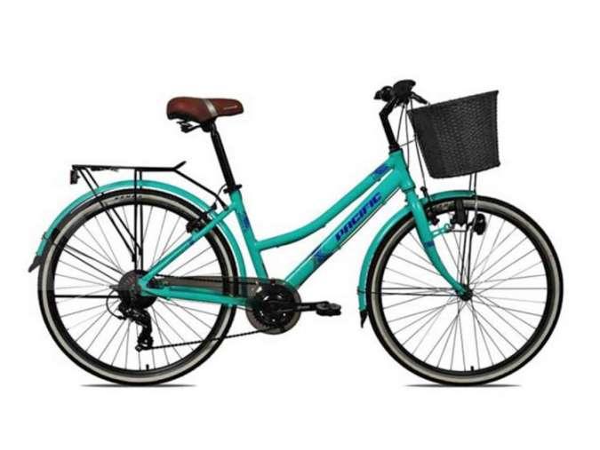 Sepeda Pacific tipe city bike dijual murah meriah, cek