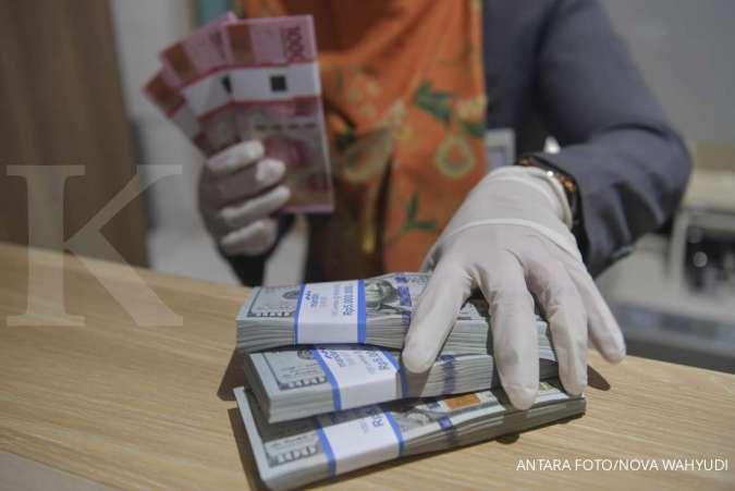 Kurs dollar-rupiah di BRI hari ini Rabu 16 Juni 2021