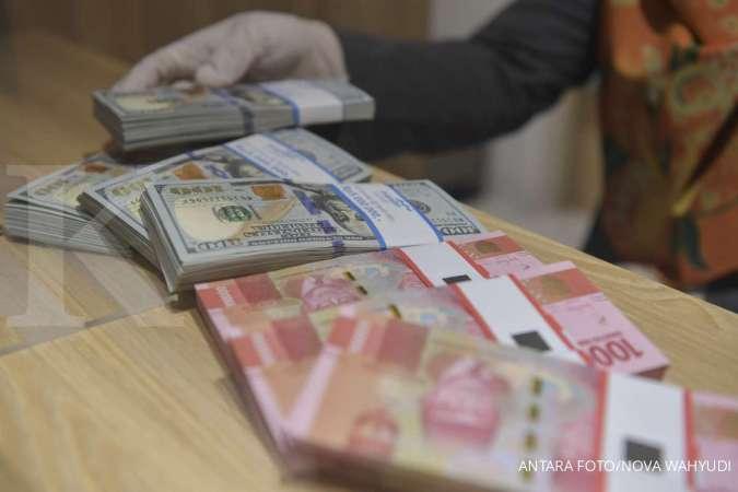 Kurs dollar-rupiah di Bank Mandiri, hari ini Selasa 23 Maret 2021