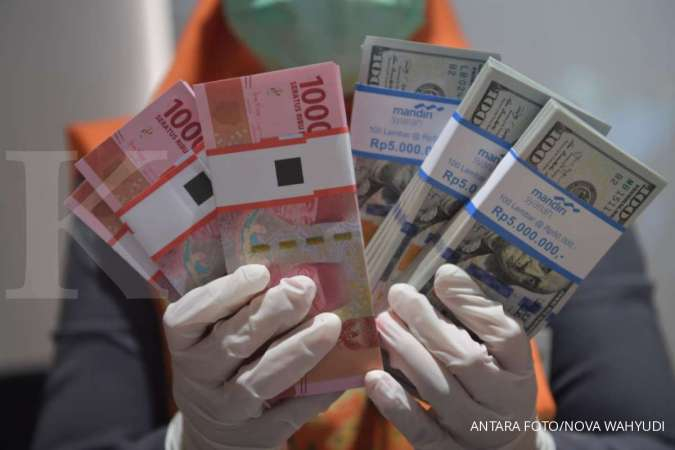 Kurs dollar-rupiah di Bank Mandiri, hari ini Selasa 20 Oktober 2020