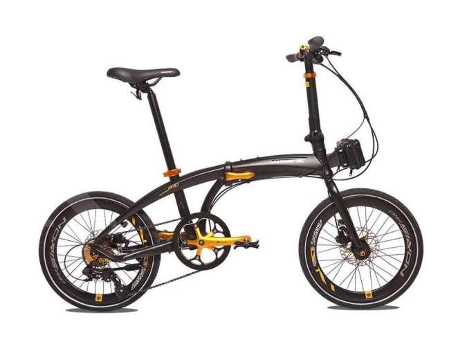 Sepeda lipat Pacific edisi 2020 sudah tersedia, cek harga