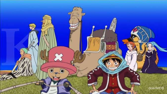 Film One Piece Live Action mulai diproduksi September 2020