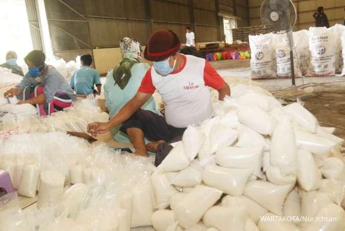 Pabrik dalam negeri mulai giling, AGI: Stok gula nasional tercukupi