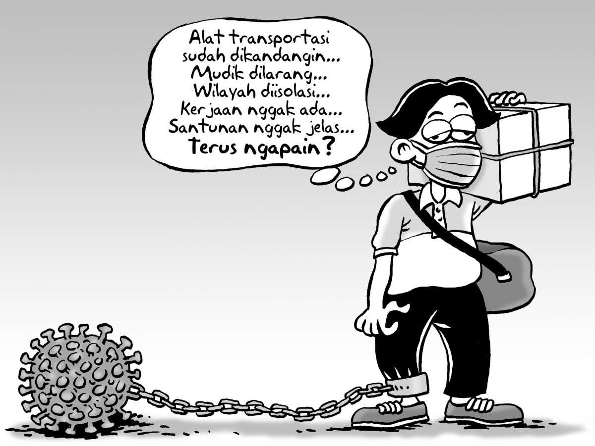 Kumpulan Kartun Karya Benny Rachmadi