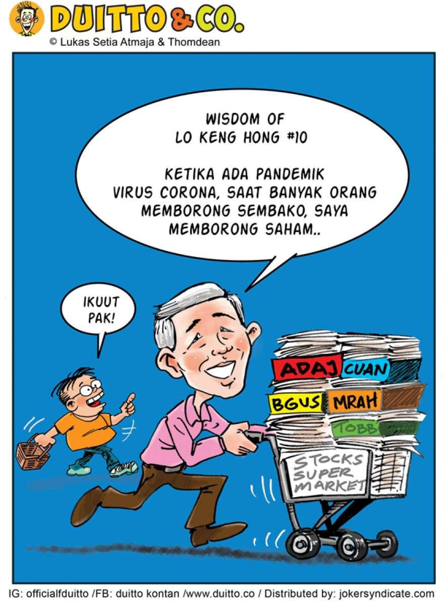 Wisdom of Lo Kheng Hong #10