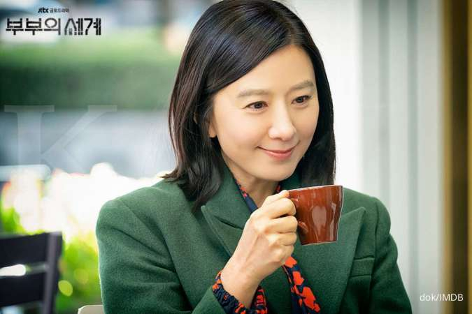 Kim Hae Ae, bintang The Word of The Married digaji Rp 980 juta per episode