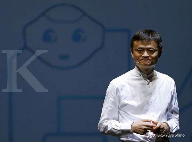 Dua perusahaaan milik Jack Ma kabarnya bakal dinasionalisasi pemerintah China