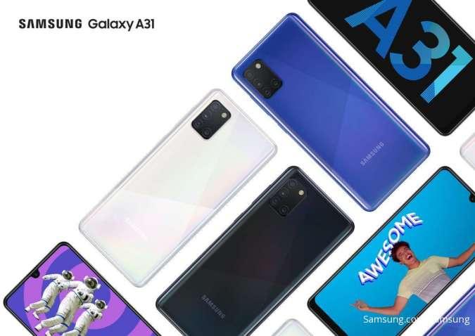Promo Harga Hp Samsung Galaxy A Dan M Series Terbaru Bulan Agustus 2020