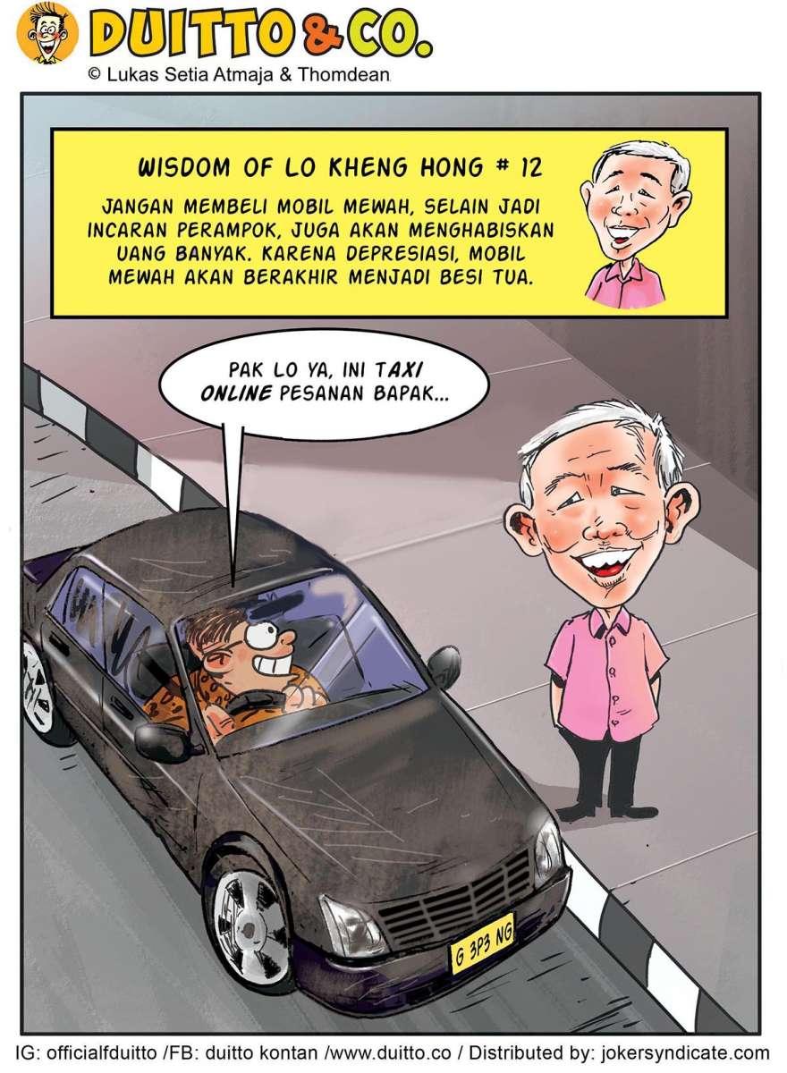 Wisdom of Lo Kheng Hong #12