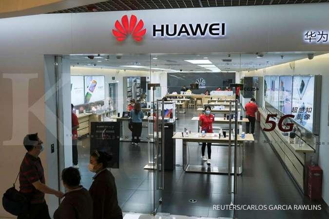 Geser Samsung, Huawei Menjadi Raja Ponsel Global - Insight Kontan