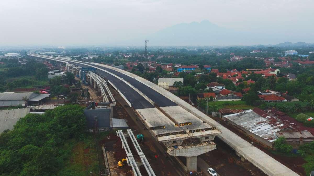 Jalan tol Bogor Ring Road terkendala pembebasan lahan