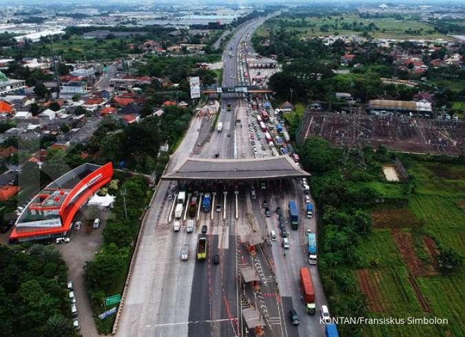 Roatex Selangkah Lagi di Gerbang Jalan Tol Nirsentuh