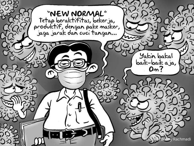 Benny Rachmadi - New Normal