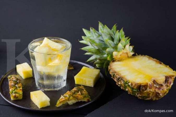 Sederet manfaat buah nanas untuk kesehatan