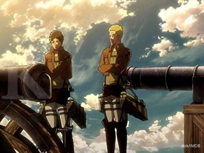 Attack on Titan Season 4 bisa ditonton gratis dengan subtitle Indonesia, kapan?