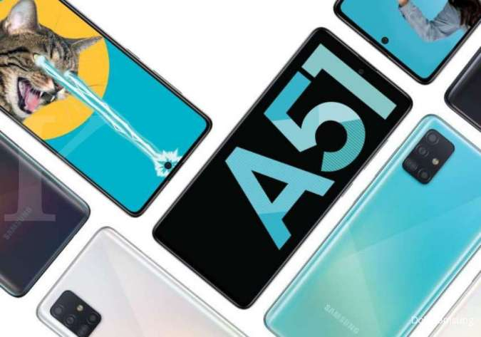 Harga Hp Samsung Galaxy Terbaru Bulan Agustus 2020 Ada Diskon Seri Flagship