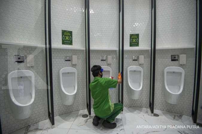 Simak 7 tips aman gunakan toilet umum agar terhindar dari penularan Covid-19