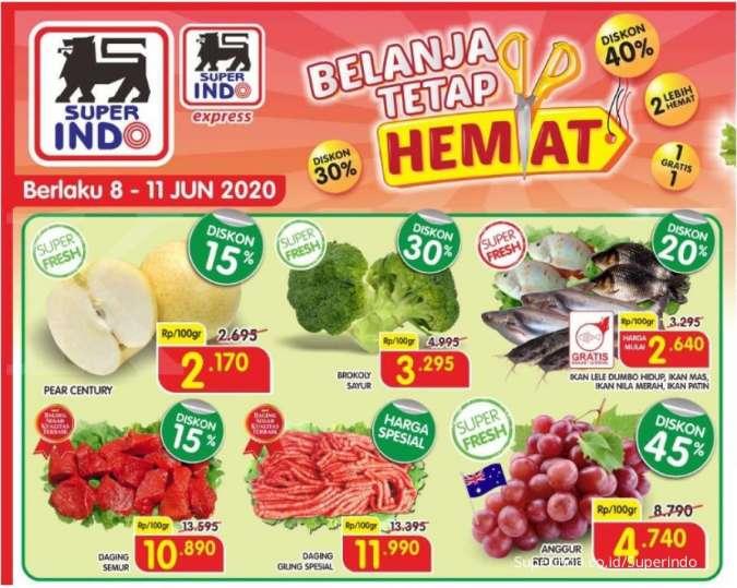 Promo Superindo weekday 8-11 Juni 2020