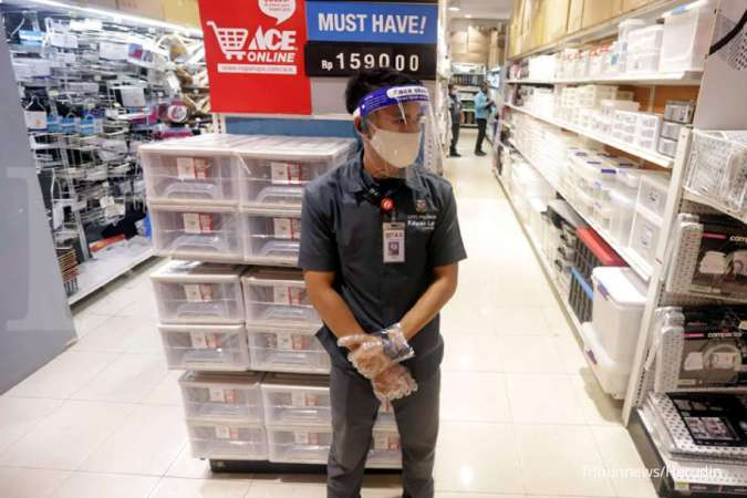 Ace Hardware. Tribunnews/Herudin