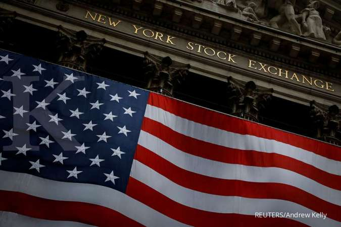 Wall Street: Kenaikan Dow Jones, S&P dan Nasdaq Tertopang Data Manufaktur