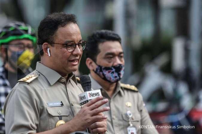 DKI Jakarta perpanjang fase I PSBB transisi 14 hari
