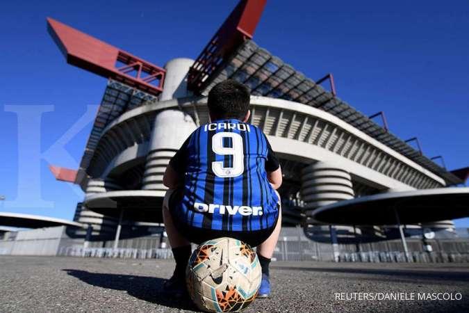 Inter Milan vs Real Madrid: Perebutan poin penting di laga krusial Liga Champions. REUTERS/Daniele Mascolo TPX IMAGES OF THE DAY