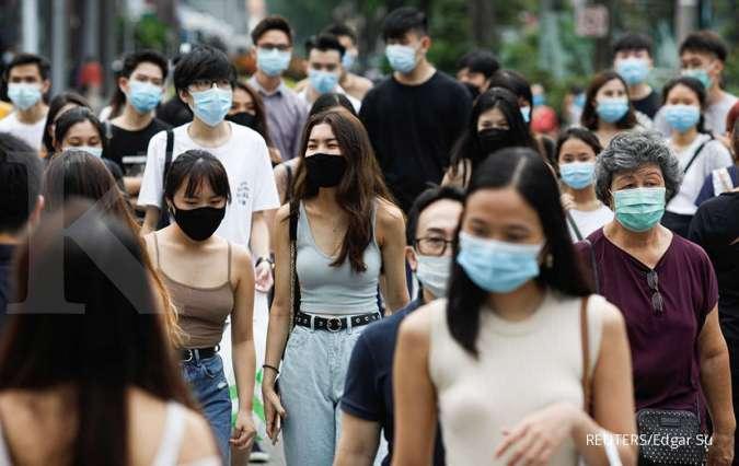 Singapura akhiri 15 hari tanpa infeksi lokal, muncul kasus corona komunitas