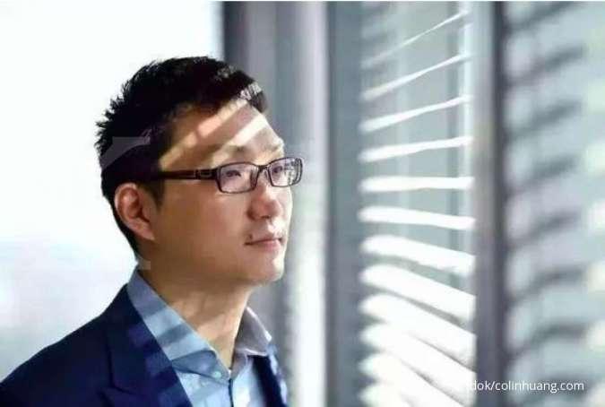 Colin Huang pendiri e-commercer Pinduoduo