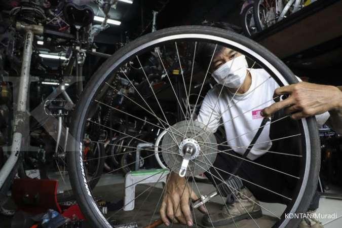 Harga sepeda gunung United Clovis 5.10 hanya Rp 6 jutaan