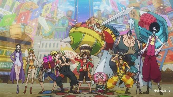 Spoiler One Piece 996, Demi Momonosuki, Yamato berubah jadi naga melawan Sasaki