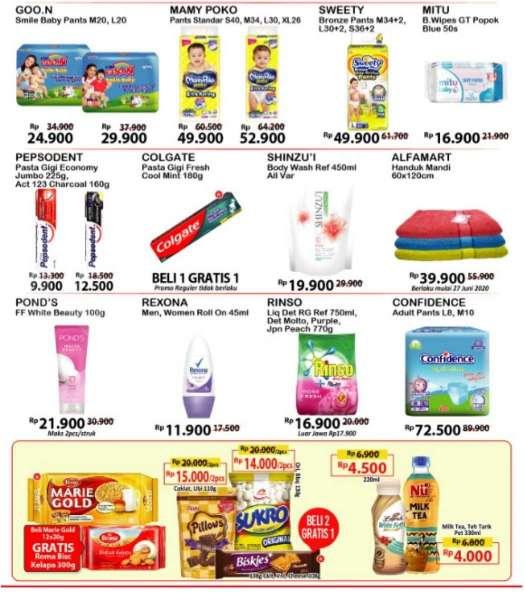 Promo JSM Alfamart Gajian Untung, 26 Juni-2 Juli 2020!