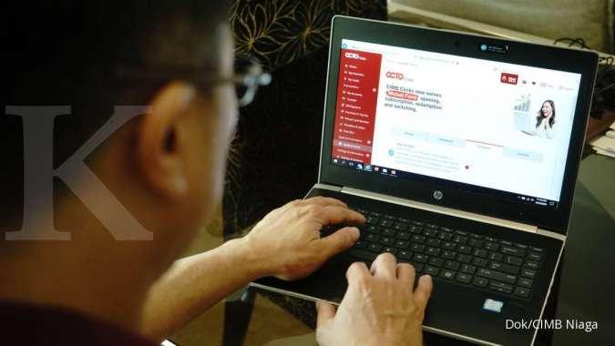 Internet Banking Cimb Niaga Bertransformasi Jadi Octo Clicks