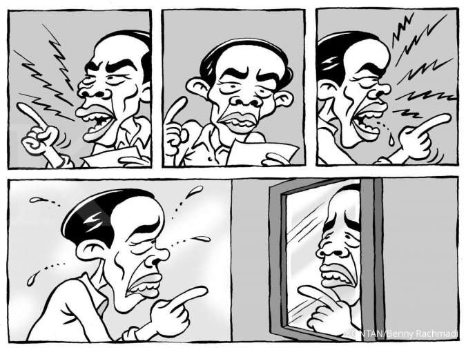 Benny Rachmadi - Saat Presiden Jokowi Kecewa ke Menteri