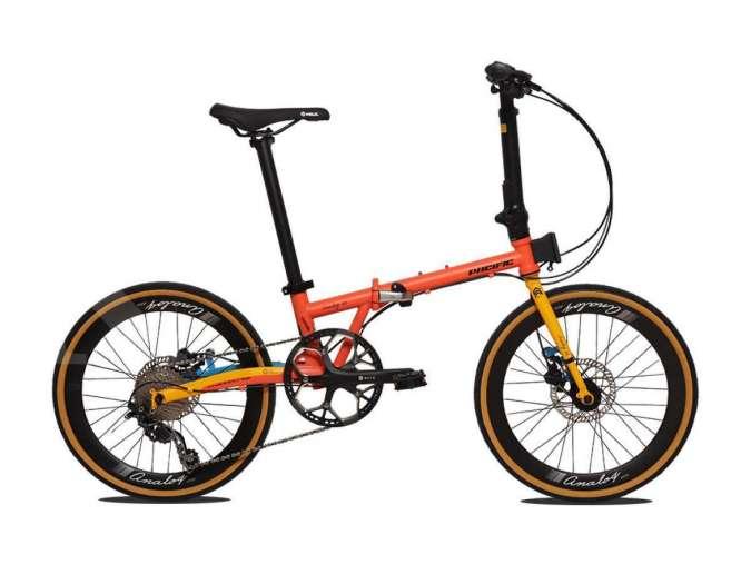 Ini seri dan harga sepeda lipat Pacific sang penakluk tanjakan