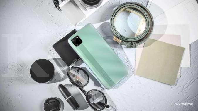 Realme C11 mulai dijual hari ini, harga diskon saa