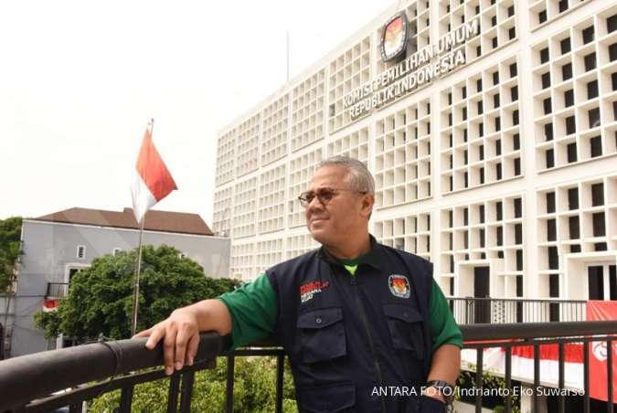 Dewan Kehormatan Penyelanggara Pemilu (DKPP) memutuskan untuk memberhentikan Arief Budiman dari Ketua KPU.