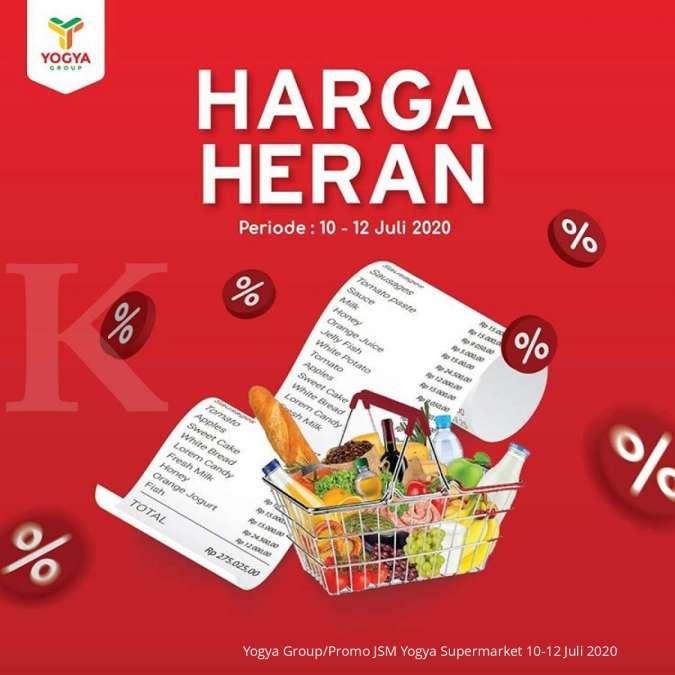 Promo JSM Yogya Supermarket 10-12 Juli 2020