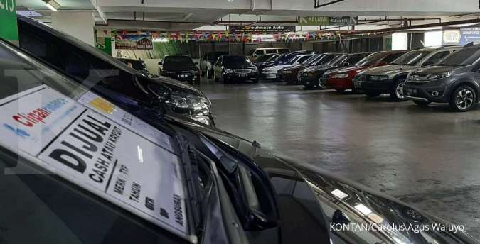 Hatchback ini bisa jadi pilihan, harga mobil bekas mulai Rp 50 juta