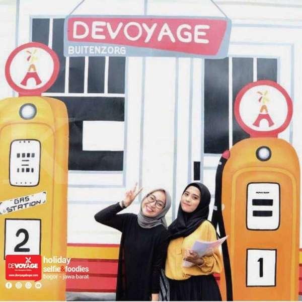 Berikut harga tiket Devoyage Bogor, cocok untuk jadi tujuan liburan akhir tahun